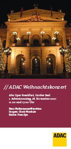 ADAC Weihnachtskonzerte