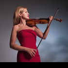 Portrait der Geigerin Anne-Sophie Mutter