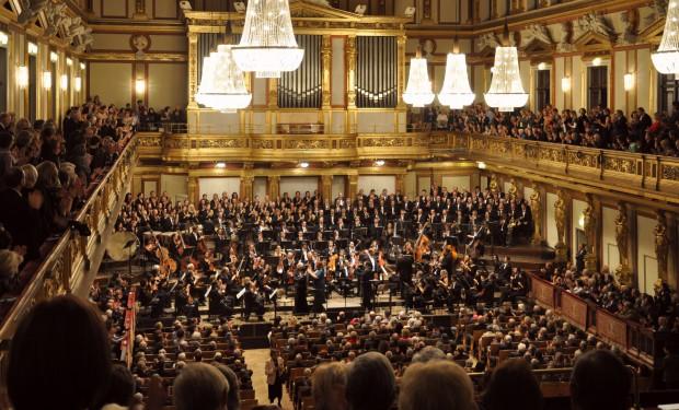 Konzert im Wiener Musikverein