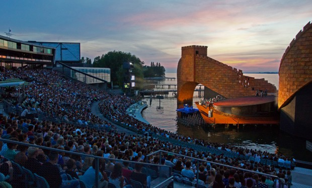 Turandot Bregenzer Festspiele