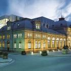 Festspielhaus Baden-Baden am Abend