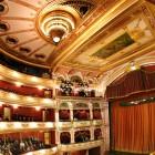 Innenansicht der Oper Breslau