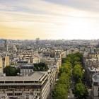 Stadtansicht von Paris