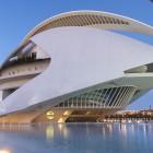 Palau des les Arts Reina Sofia in Valencia