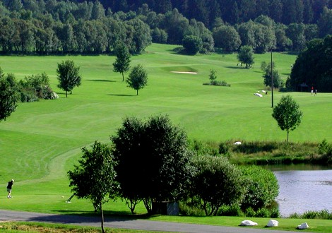 Golfhotel Fahrenbach Golfplatz