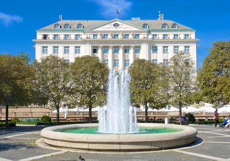 5-Sterne Hotel Esplanade Zagreb