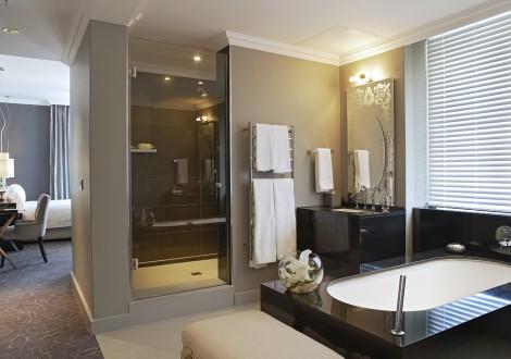 Premiumraum Badezimmer