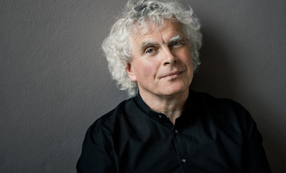01 Dresden, Sir Simon Rattle