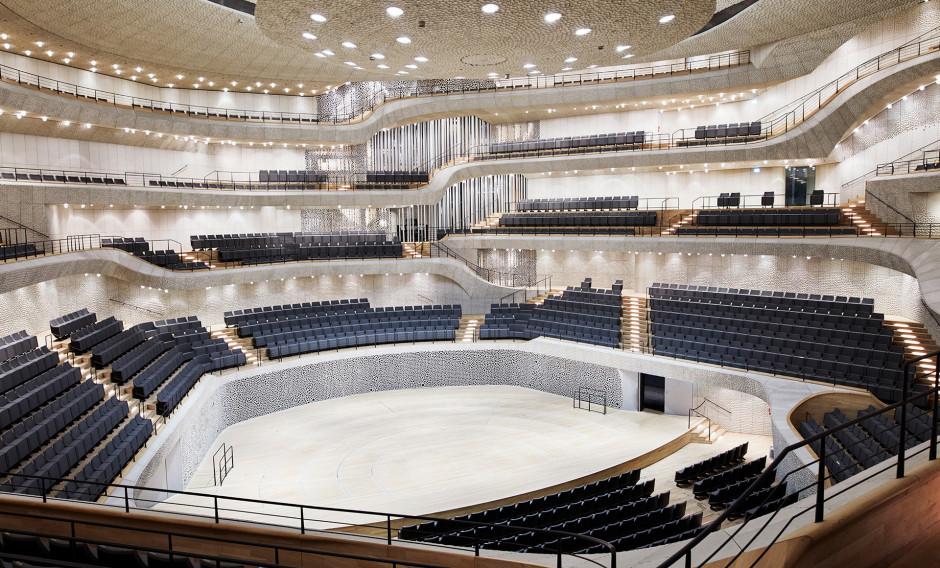 02 Hamburg, Elbphilharmonie: