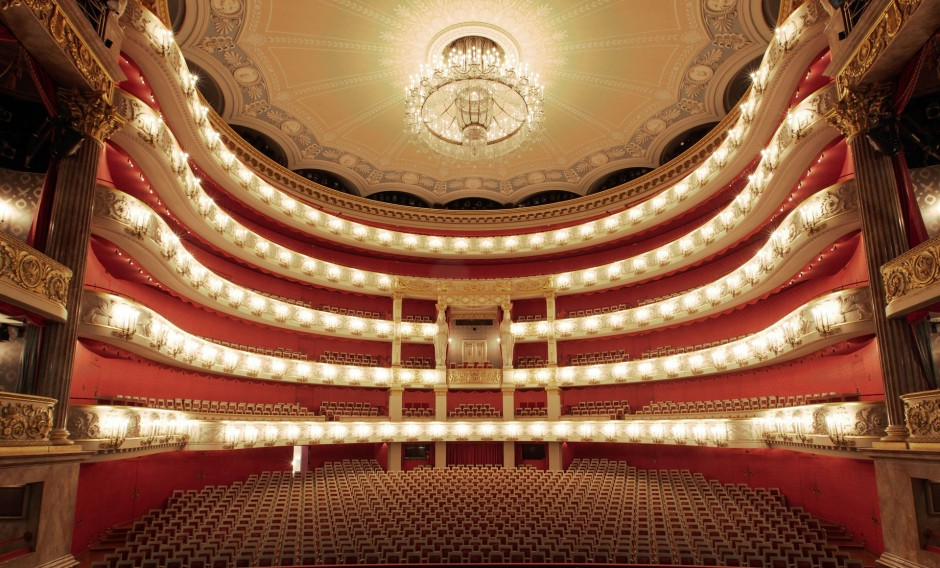 08 München, Nationaltheater: