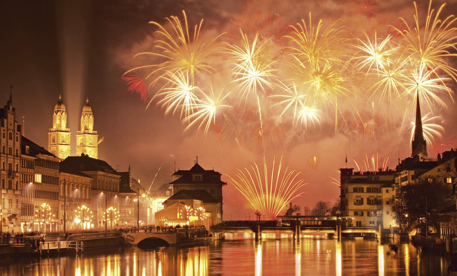 Silvester Zürich