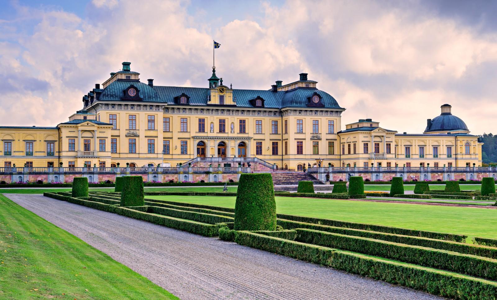 Panorama Drottningholm