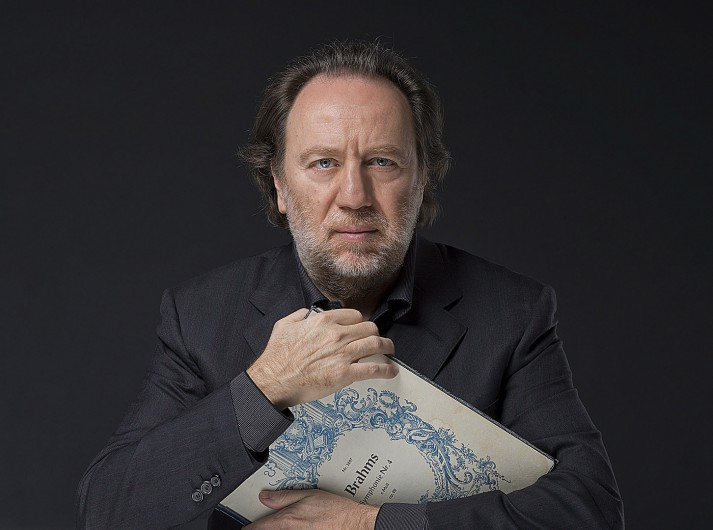 Portrait Riccardo Chailly