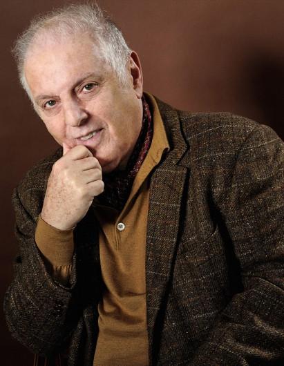 Portrait Daniel Barenboim