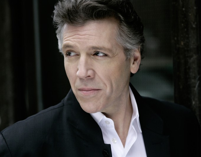 Portrait des Baritons Thomas Hampson