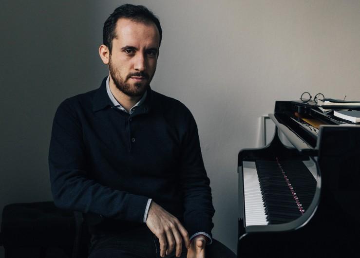 Portrait des Pianisten Igor Levit