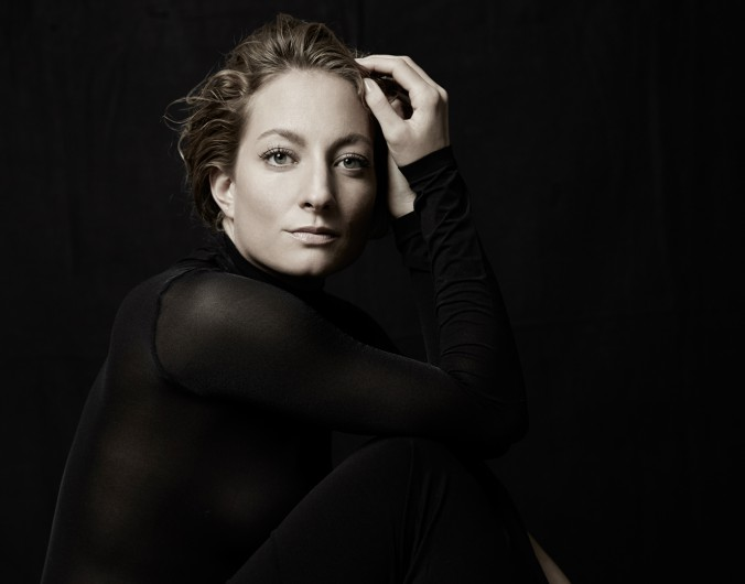 Portrait der Sopranistin Christiane Karg