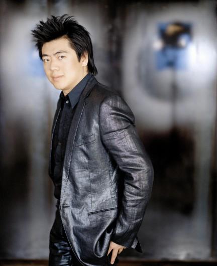 Portrait des Pianisten Lang Lang