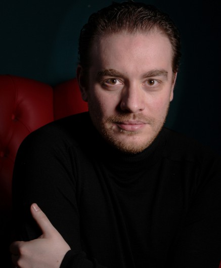 Portrait des Tenors Francesco Meli