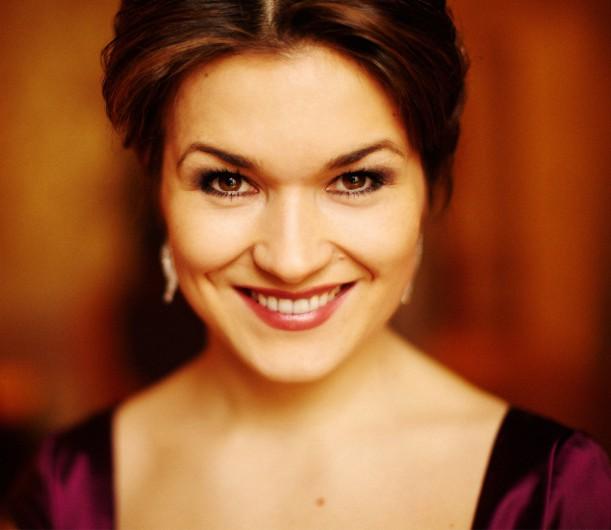 Portrait der Sopranistin Olga Peretyatko