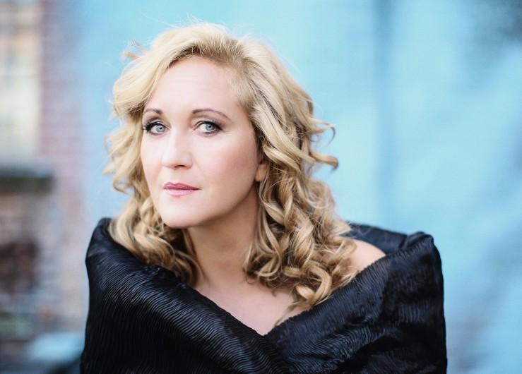 Portrait der Sopranistin Simone Kermes