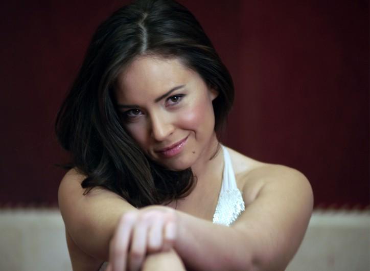 Portrait der Sopranistin Sonya Yoncheva