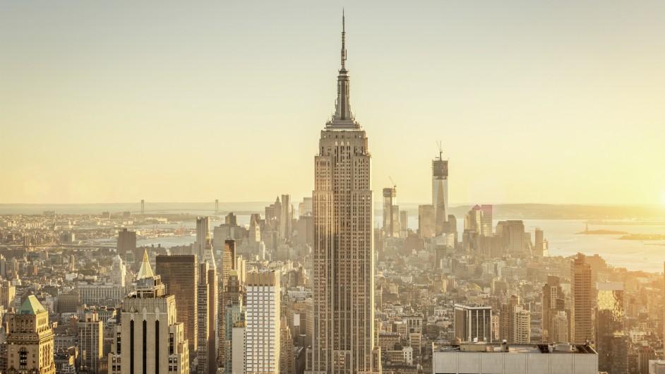 Skyline von Manhattan, New York