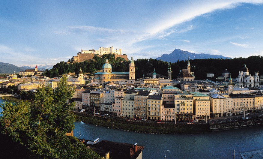 Burgberg Salzburg