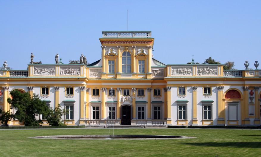 Wilanow Palast, Warschau
